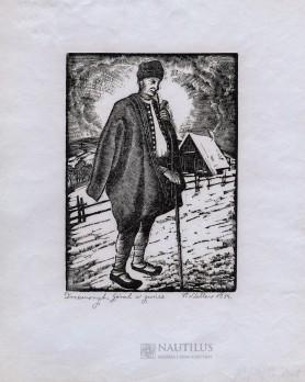 Góral w guńce, 1934