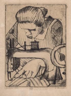 Szwaczka, 1933