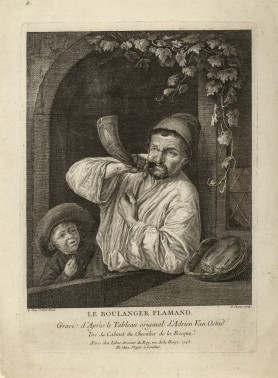Piekarz flamandzki, 1743