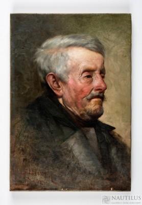 Portret mężczyzny, 1892