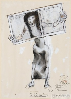Kobieta za oknem, 1976