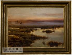 Kaczki nad bagnami, koniec lat 20-tych XX wieku