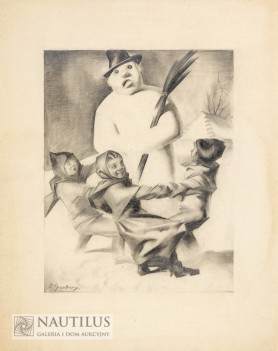 Bałwanek, lata 30. XX w.