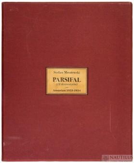 Parzival według Wolframa von Eschenbach, 1933 - 1934