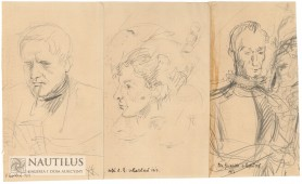 Zestaw portretów, 1917