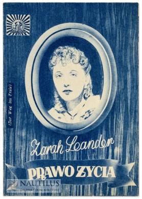 Zestaw programów kinowych, 1940 - 1944