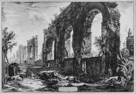 Avanzi degli Acquedotti Neroniani, 1775