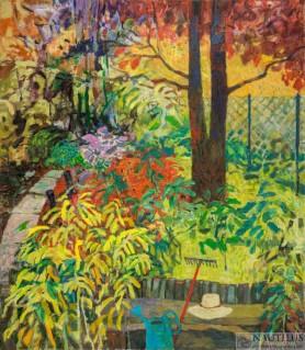 Ogród, 1986