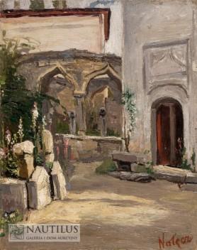 Mogiły haremu, 1904