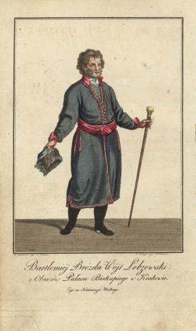Bartłomiej Brózda Wójt Łobzowski, 2. poł. XIX w.