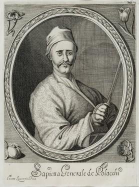 Portret Pawła Jana Sapiehy, 1670