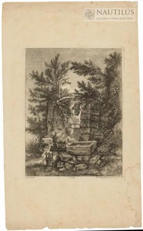 Studnia w posiadaniu ptaków, 1735 - 1768