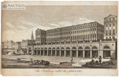 Benjamin Green, The Buildings called the Adelphi [Budynki zwane Adelphi]