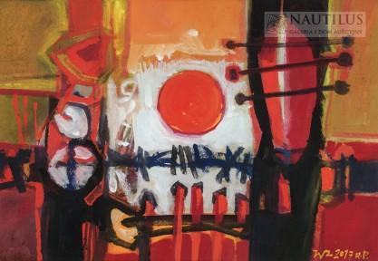 Zbigniew Ważydrąg, Czerwone słońce