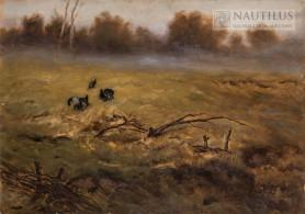Cietrzewie na polanie, 1928