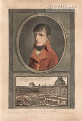 Napoleon Bonaparte jako konsul, 1799