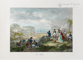 Ile Ste. Helene. Napoleon na Wyspie św. Heleny], 1826