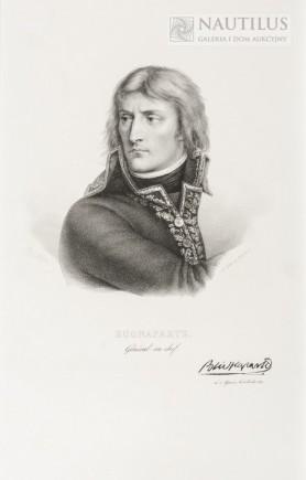 Napoleon Bonaparte w mundurze generalskim, 1832