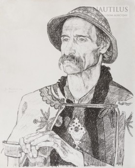 Portret górala, 1913