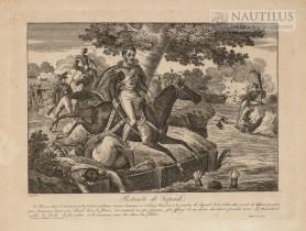 Śmierć księcia Józefa pod Lipskiem