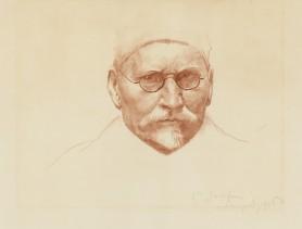Autoportret, 1926