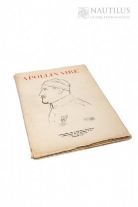 Apollinaire, 1924