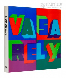[Victor] Vasarely III, 1974