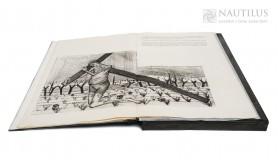 Le Passion du Christ. Vingt et une pointes sèches par Bernard Buffet qui a établi la mise en page, l' architecture et la présent, 1954