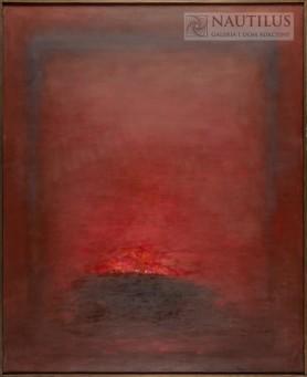 Szare światła w czarnym pejzażu, 1990