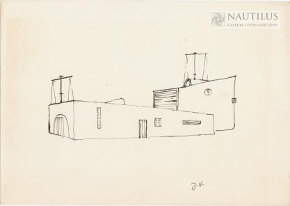 Jerzy Nowosielski, Projekt modernistycznego kościoła