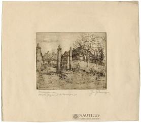 Domki przy ul. A. de Beaupre'go, 1926