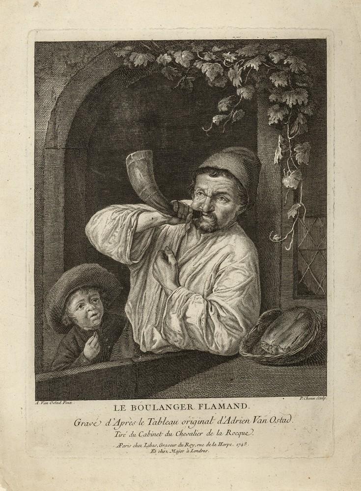 Piekarz flamandzki