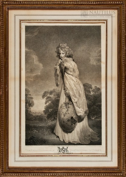 Thomas Lawrence, Elizabeth Farren, późniejsza Countess of Derby