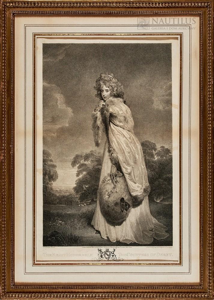 Elizabeth Farren, późniejsza Countess of Derby