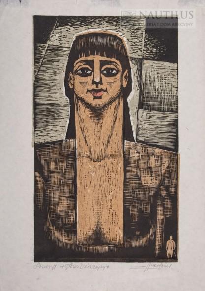 Zygmunt Acedański, Głowa dziewczyny
