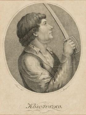 Tadeusz Kościuszko, 1794