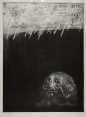 Refleksja II, 1970