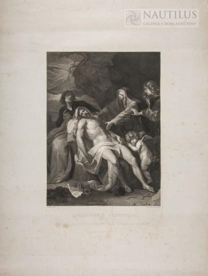 Anton Van Dyck, Opłakiwanie Chrystusa