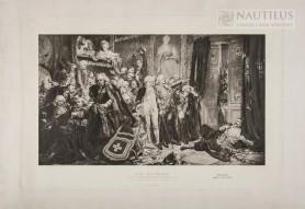 Rejtan na Sejmie Warszawskim 21 kwietnia 1773, 1906