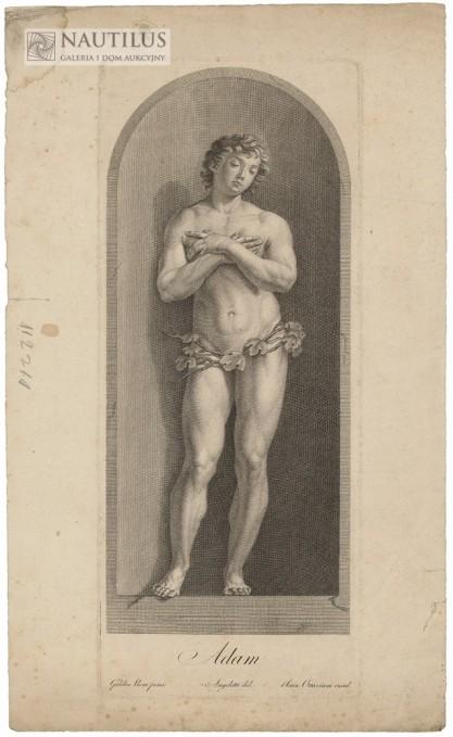 Giovanni Ottaviani, Adam