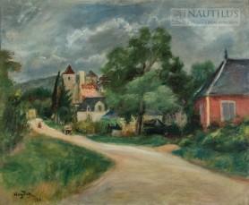 Pejzaż z Meryonne, 1931