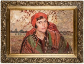 Piękna Zośka, lata 20. XX wieku
