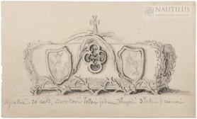 Zespół rysunków, lata 60. XIX w