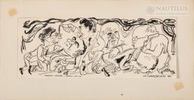 Popijawa literatów, 1946