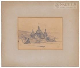 Cerkiew drewniana, 1887 (?)