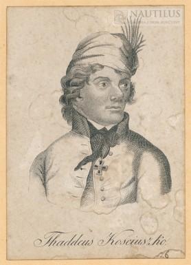 Tadeusz Kościuszko, XIX wiek