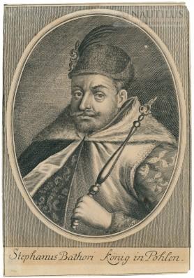 Stefan Batory, 1721
