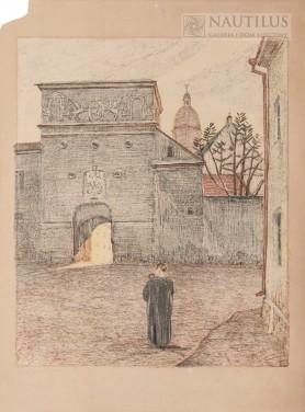 Wilno. Ostra Brama, 1929