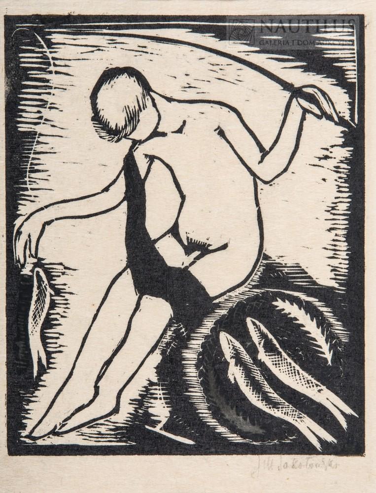 Ryby [Zodiak], ok. 1920