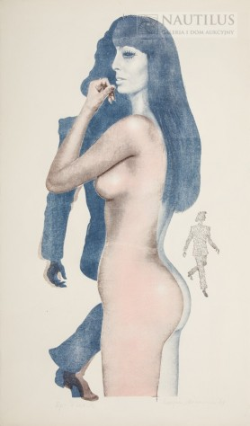 Bez tytułu (spacer), 1973